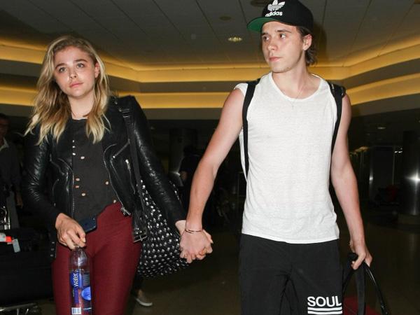 Nyaris Tak Terpisahkan, Chloe Moretz dan Brooklyn Beckham Malah Putus?