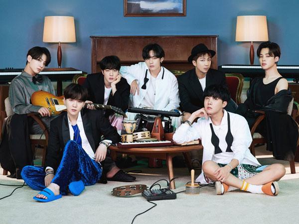 BTS Ungkap Detail di Album 'BE', Ada Dua Lagu Unit
