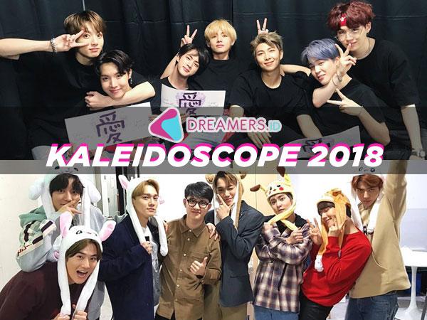 Ini Dia Grup K-Pop yang Paling #RamediTwitter Indonesia Sepanjang 2018