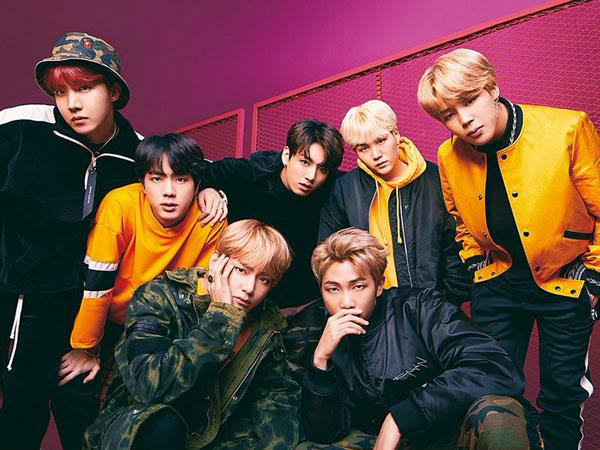 Album Jepang BTS 'Face Yourself' Puncaki Chart iTunes di Berbagai Negara