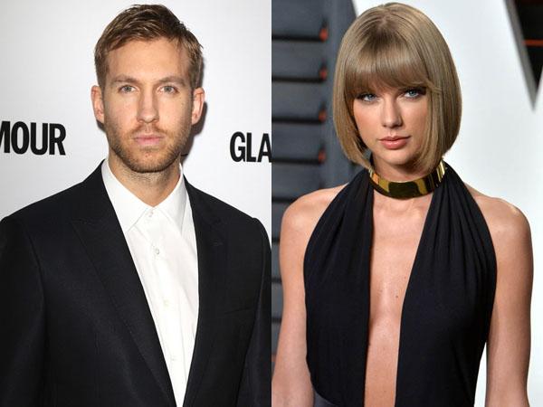 Dikelilingi Wanita Seksi, Calvin Harris Ingin Balas Dendam ke Taylor Swift?