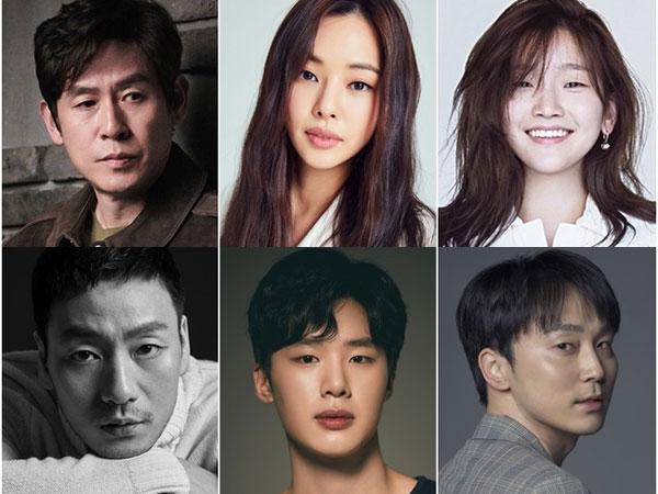 Detail Karakter Sol Kyung Gu, Park So Dam, hingga Kim Dong Hee di Film Terbaru