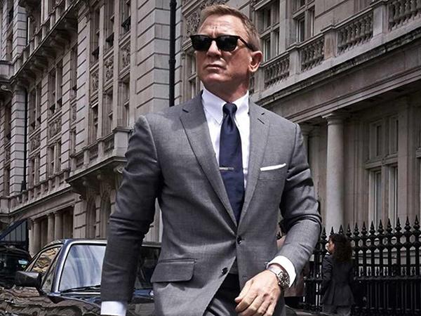 Ini Pesan Khusus Daniel Craig untuk Pemeran James Bond Selanjutnya