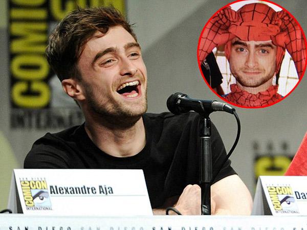 Penggemar Super Hero, Daniel Radcliffe 'PD' Untuk Perankan Spider-Man?