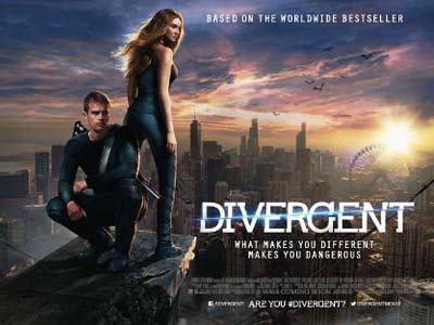 Raih Pendapatan Fantastis, 'Divergent' Rajai Box Office Amerika!
