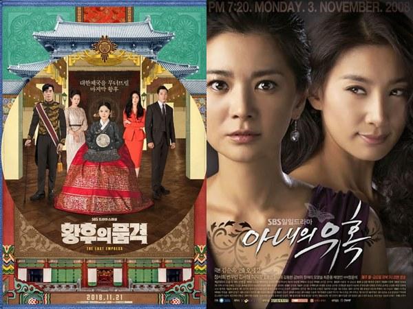 5 Rekomendasi Drama Korea Makjang-Melodrama Terbaik (Part 1)