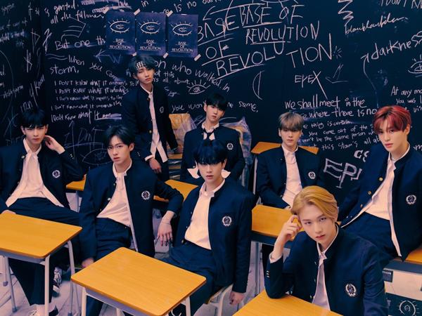 Kenalan dengan EPEX, Boy Group yang Raih Penjualan Album Tertinggi di Awal Debut