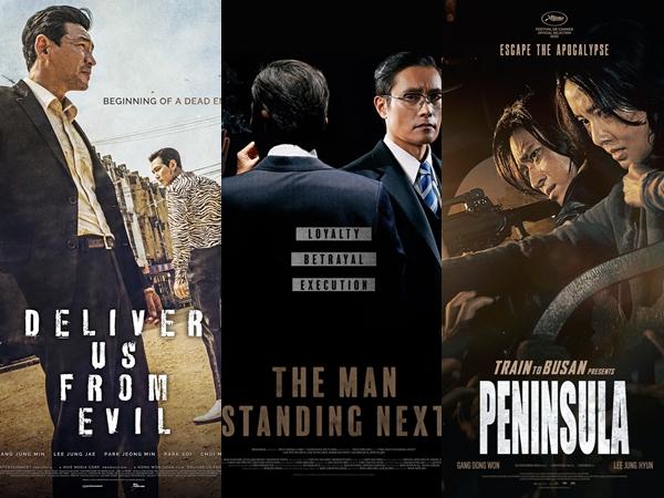 Daftar 5 Film Korea Terlaris Tahun 2020, Ada yang Pecah Rekor di Tengah Pandemi