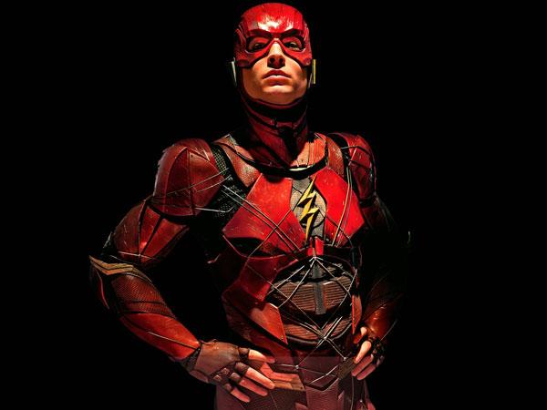Siap Produksi Tahun Ini, Film Solo The Flash 'Flashpoint' Tunjuk Sutradara Kondang