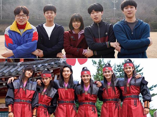 Berkat Program Televisi, Para Seleb Korea Ini Jalin Persahabatan yang Tak Terpisahkan!