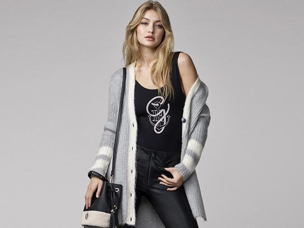 Chic dan Stylish, Intip Koleksi Pakaian Hasil Rancangan Kolaborasi Gigi Hadid dan Tommy Hilfiger