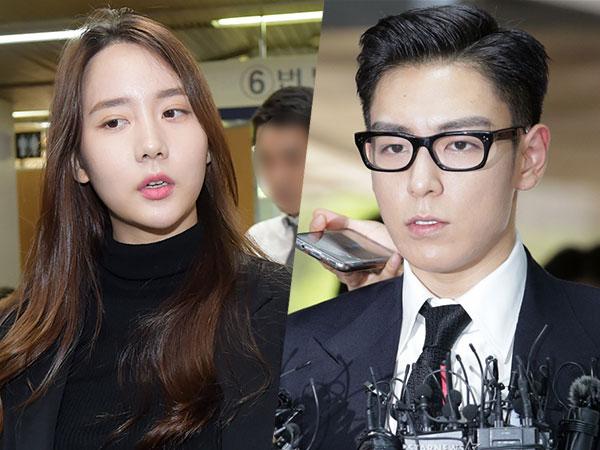 Han Seo Hee Ungkap Kisah Cinta Singkatnya Dengan T.O.P Big Bang