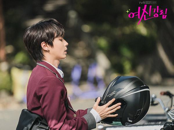 Demi 'True Beauty', Hwang In Yeob Ikut Tes SIM Motor Hingga Kelas Bela Diri