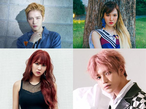 Wah, Sederet Idola K-Pop Ini Ternyata Jago Masak Lho! (Part 2)