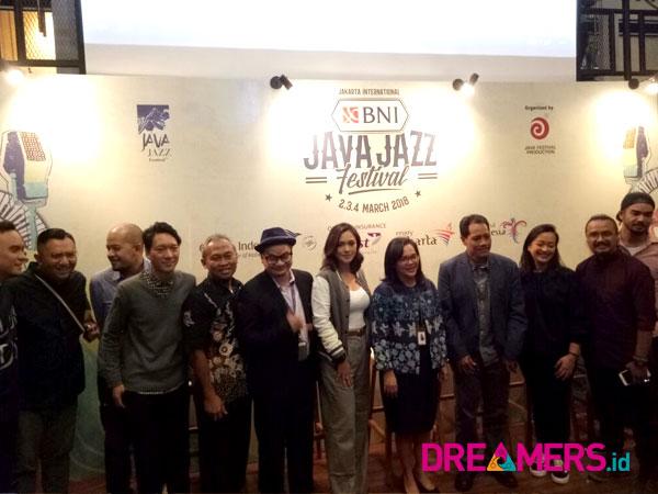 3 'Special Show' yang Tidak Boleh Dilewatkan di Java Jazz Festival 2018