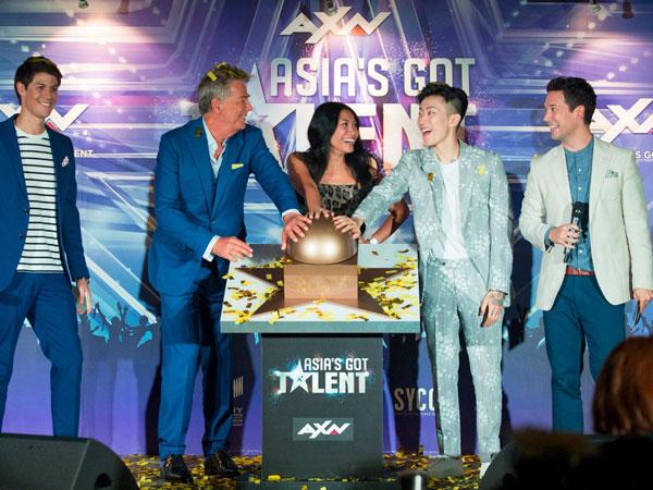 Jay Park Gabung Jadi Juri 'Asia's Got Talent' Bareng Anggun dan David Foster!