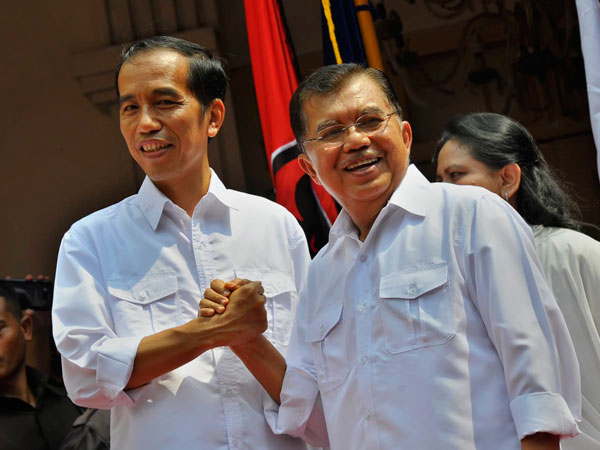Sumber Terdekat Sebut JK Masih Pasangan 'Paling Aman' untuk Jokowi di Pilpres 2019?