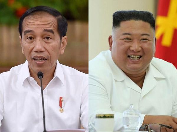Ternyata Ini Maksud Presiden Jokowi Kirim Bunga ke Kim Jong Un