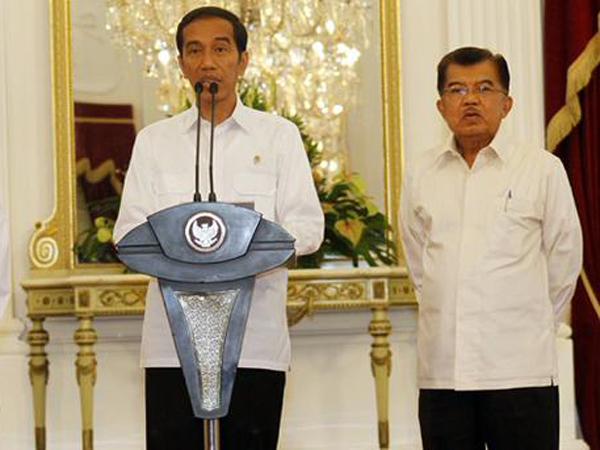 Presiden Jokowi Resmi Batal Lantik Budi Gunawan Sebagai Kapolri