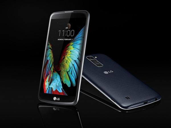 Umumkan Peluncuran Smartphone Seri K, Ini Spesifikasi LG K10 dan K7