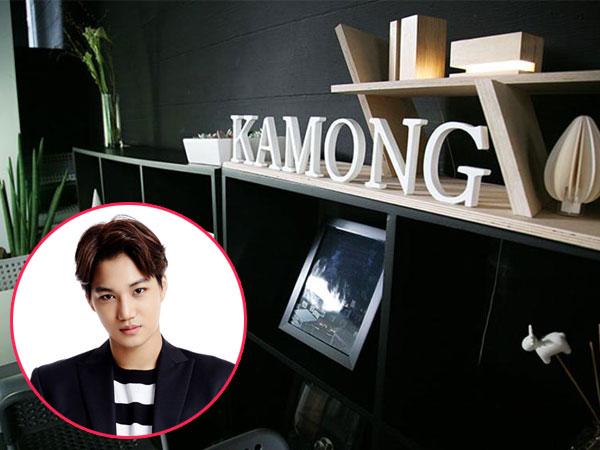 Yuk Rasakan Sensasi Berkunjung ke Kafe Milik Kakak Kai EXO, Kamong