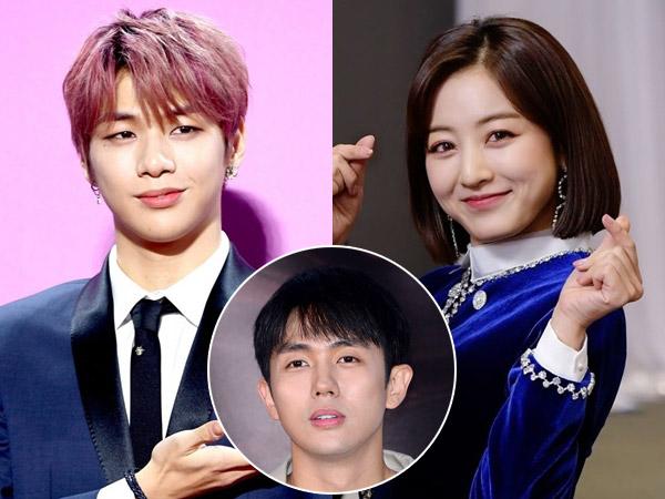 Seulong 2AM Diduga Jadi 'Mak Comblang' Kang Daniel dan Jihyo TWICE