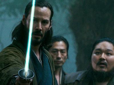 Keanu Reeves, Beraksi sebagai Samurai di Film 47 Ronin