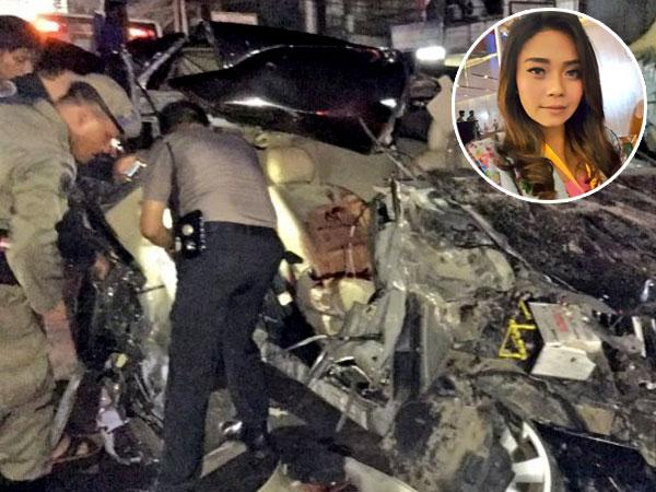 Tragis, Kecelakaan Maut di Mampang Tewaskan Mantan Presenter Televisi Ini
