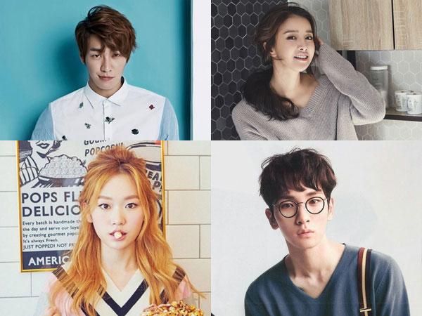 Kim Young Kwang Hingga Key SHINee Dipastikan Jadi Pemeran Drama Thriller MBC 'Protector'
