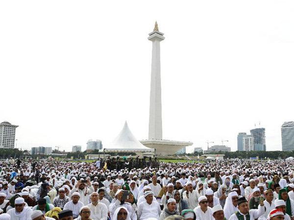 Buktikan Aksi Super Damai, Hastag #KitaBisaDamai Tembus Trending Topic Indonesia