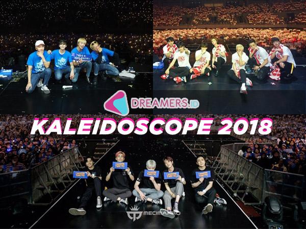 Simak Lagi Keseruan Konser Sederet Idola K-Pop di Indonesia Sepanjang 2018 (Part 2)