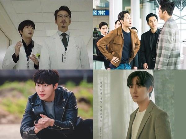 5 Drama Korea Kwon Hwa Woon Sebelum Jadi Psikopat di Drama Mouse