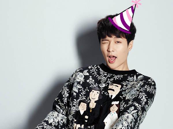 Keren, Trending Topic Hingga Billboard Warnai Perayaan Ulang Tahun Ke-25 Lay EXO!