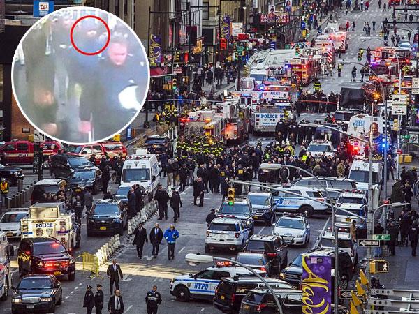 Begini Video Detik-detik Menegangkan Bom Meledak di New York