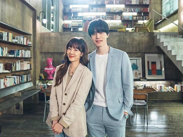 Lee Dong Wook dan Im Soo Jung Ditawari Main Film Romantis