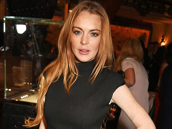 Ini Reaksi Netizen Soal Kabar Lindsay Lohan Masuk Islam
