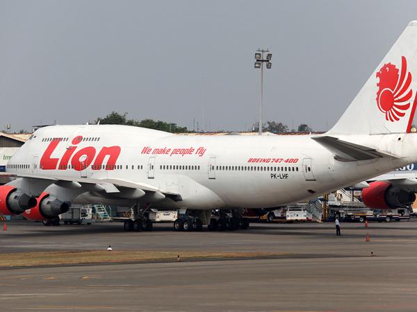 Keterlambatan Lion Air Disebabkan Serangan Burung