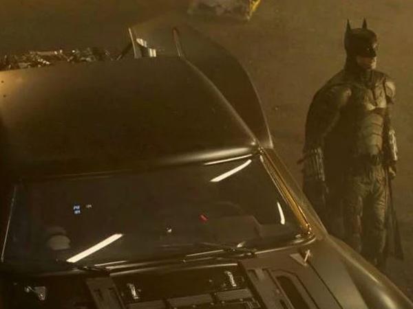 Sutradara Matt Reeves Bocorkan Design Mobil Terbaru Batman