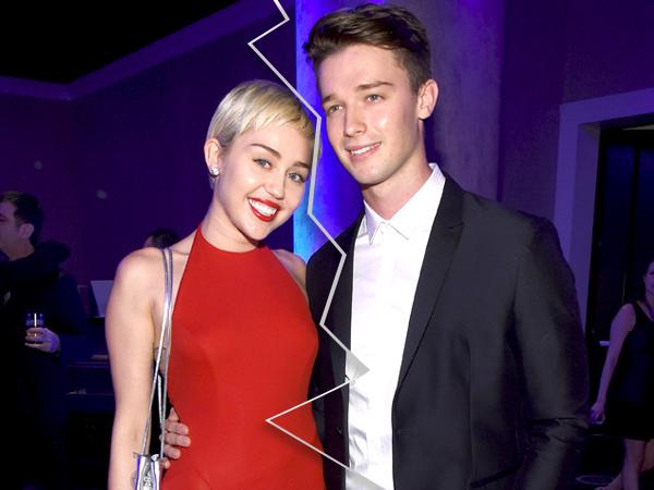 Lima Bulan Pacaran, Miley Cyrus dan Patrick Schwarzenegger Putus?