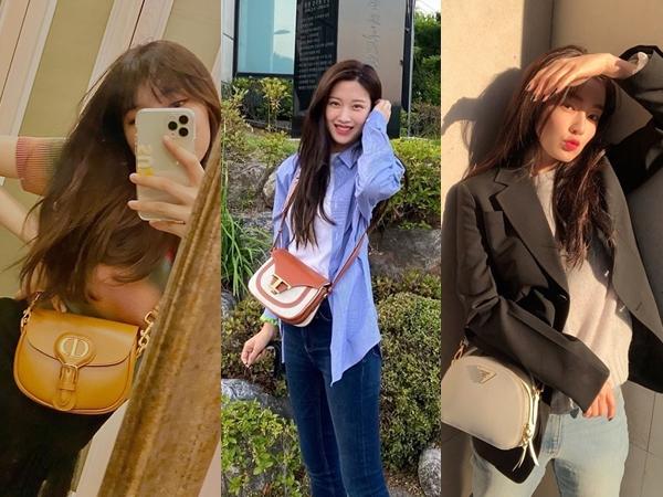 Mini Bag Jadi Tren Pelengkap Fashion Artis Korea