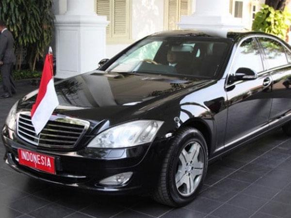 Ada Alasan Penting Mengapa Mobil Dinas Presiden Tidak Dijual Untuk Umum!