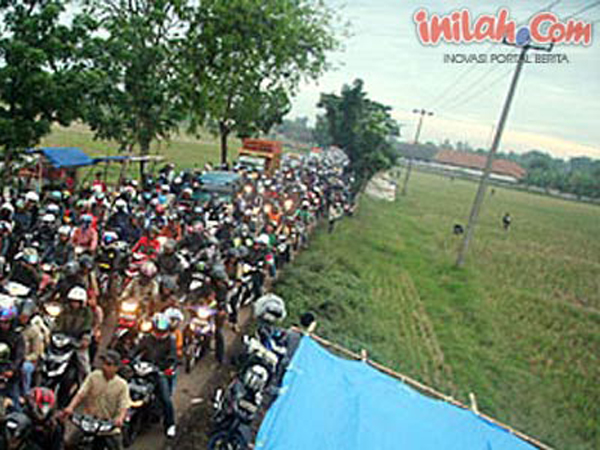 Mudik Usai, 3 Juta Kendaraan Serbu Jakarta
