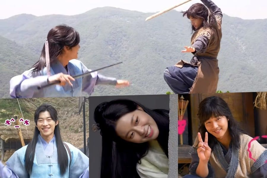 JTBC Rilis Video Behind The Scene Untuk Drama 'My Country'
