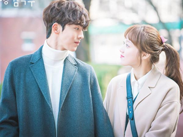Akhirnya Jadian, Simak Kisah Sahabat Jadi Cinta Nam Joo Hyuk dan Lee Sung Kyung!