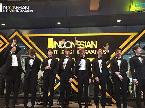 Pecah, NCT127 Raih Spesial Award Hingga Sampaikan Salam Manis Untuk Penggemar Indonesia
