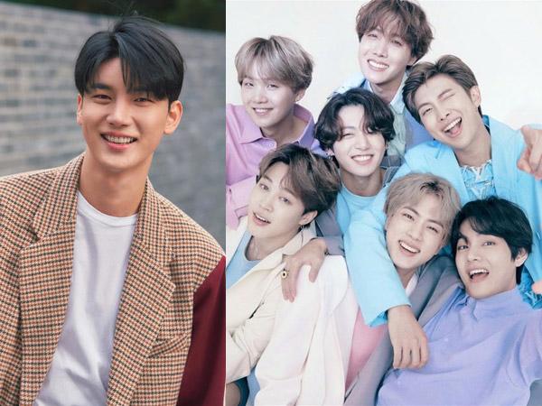 Bintang 'Mister Trot' Noh Ji Hoon Bagikan Cerita Saat Tinggal Bareng BTS di Masa Trainee