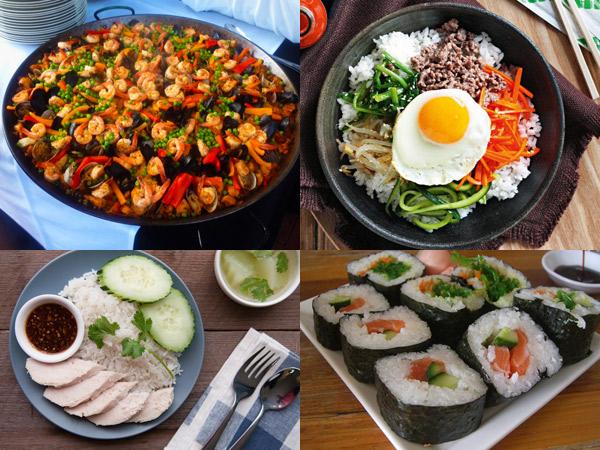 Happy World Food Day! Yuk, Kenalan dengan 6 Olahan Nasi Populer di Dunia