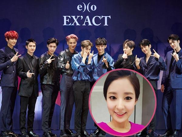 Sama-Sama Raih Kesuksesan, Kakak Chanyeol Ungkap Rasa Bangga Bisa Bawakan Berita Comeback EXO