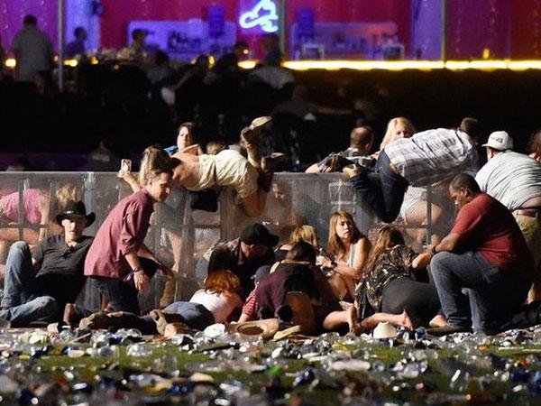 Begini Suasana Mengerikan Saat Penembakan Brutal Terjadi di Las Vegas