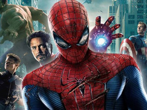Post Credit 'The Avengers 2' Bocor, Spiderman Eksis Di Balik Kaca!
